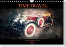TIMETRAVEL (Wandkalender 2022 DIN A4 quer)