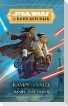 Star Wars Jugendroman: Die Hohe Republik - Race to Crashpoint Tower