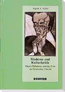 Moderne und Kulturkritik