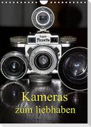 Kameras zum liebhaben (Wandkalender 2022 DIN A4 hoch)