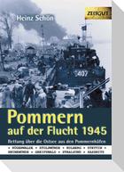 Pommern auf der Flucht 1945