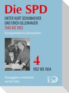 Die SPD unter Kurt Schumacher und Erich Ollenhauer 1946 bis 1963