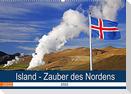 Island - Zauber des Nordens (Wandkalender 2022 DIN A2 quer)