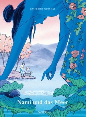 Meurisse, Catherine. Die junge Frau und das Meer. Carlsen Verlag GmbH, 2022.