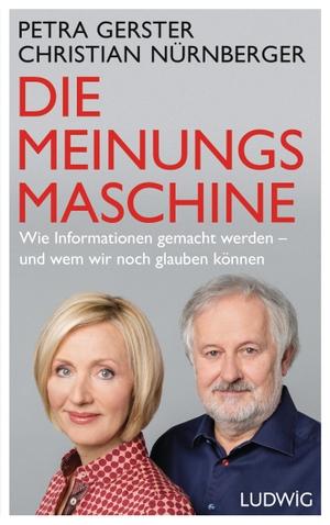 Petra Gerster / Christian Nürnberger. Die Meinung
