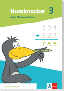 Nussknacker 3. Schulbuch Klasse 3. Ausgabe Sachsen und Thüringen