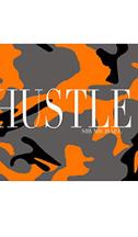 Hustle  camouflage  Sir Michael  Artist creative Journal