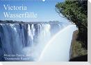 "Victoria Wasserfälle, Mosi-oa-Tunya der ""Donnernde Rauch""AT-Version  (Wandkalender 2022 DIN A2 quer)"