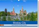 Moskau City (Wandkalender 2022 DIN A3 quer)