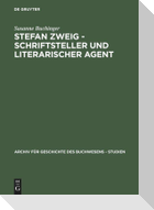 Stefan Zweig - Schriftsteller und literarischer Agent