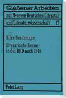 Literarische Zensur in der BRD nach 1945