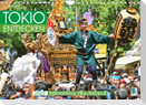 Fernweh und Traumziele: Tokio entdecken (Wandkalender 2022 DIN A4 quer)
