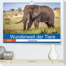Wunderwelt der Tiere - Südafrika (Premium, hochwertiger DIN A2 Wandkalender 2022, Kunstdruck in Hochglanz)