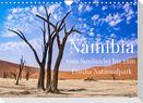 Namibia - Vom Sossusvlei bis zum Etosha Nationalpark (Wandkalender 2022 DIN A4 quer)