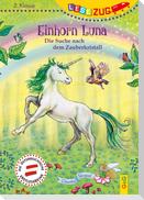 LESEZUG/2. Klasse: Einhorn Luna. Die Suche nach dem Zauberkristall
