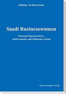 Saudi Businesswomen