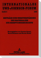 Internationales Uwe-Johnson-Forum
