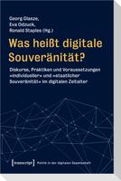 Was heißt digitale Souveränität?