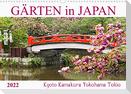 Gärten in Japan (Wandkalender 2022 DIN A3 quer)