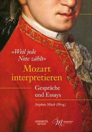 "Mösch, Stephan (Hrsg.). ""Weil jede Note zählt"":"