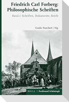 Friedrich Carl Forberg: Philosophische Schriften