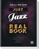 Just Jazz Real Book: Bass Clef Edition