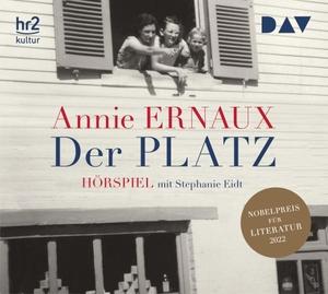 Annie Ernaux / Stephanie Eidt / Sonja Finck / Erik