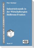 Industriedynamik in der Wirtschaftsregion Heilbronn-Franken