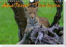 Abenteuer Tansania, Afrika (Wandkalender 2021 DIN A4 quer)