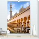 Vereinigte Arabische Emirate - Städte Highlights (Premium, hochwertiger DIN A2 Wandkalender 2022, Kunstdruck in Hochglanz)
