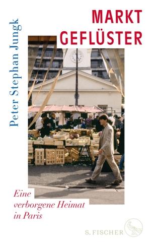 Jungk, Peter Stephan. Marktgeflüster - Eine verbo