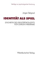 Identität als Spiel