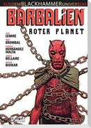 Black Hammer: Barbalien