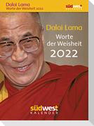 Dalai Lama - Worte der Weisheit 2022 Tagesabreißkalender