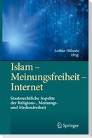 Islam - Meinungsfreiheit - Internet