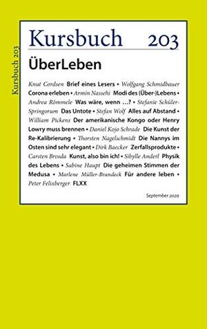 Felixberger, Peter / Armin Nassehi (Hrsg.). Kursbu