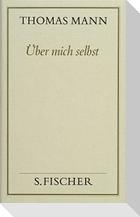 Über mich selbst. Autobiographische Schriften ( Frankfurter Ausgabe)