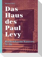 Das Haus des Paul Levy. Rothenbaumchaussee 26