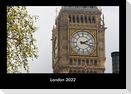 London 2022 Fotokalender DIN A3