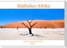 Südliches Afrika - Vom Kap bis zu den Victoria Fällen (Wandkalender 2022 DIN A4 quer)