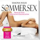 SommerSex - heiß & wild   Erotische Geschichten MP3CD