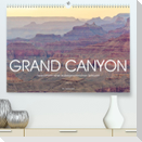 Grand Canyon - Perspektiven einer außergewöhnlichen Schlucht (Premium, hochwertiger DIN A2 Wandkalender 2022, Kunstdruck in Hochglanz)