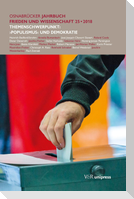 Osnabrücker Jahrbuch Frieden und Wissenschaft XXV / 2018