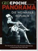 GEO Epoche PANORAMA Weimarer Republik