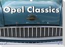 Opel Classics (Wandkalender 2022 DIN A3 quer)