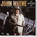 John Wayne in the Movies 2022 - 18-Monatskalender