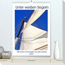 Segel-Nostalgie pur - Mit einem Dreimaster auf der Ostsee (Premium, hochwertiger DIN A2 Wandkalender 2022, Kunstdruck in Hochglanz)