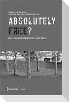 »Absolutely Free«? - Invention und Gelegenheit in der Kunst