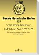 Carl Wilhelm Pauli (1792-1879)