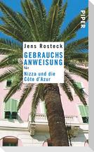 Gebrauchsanweisung für Nizza und die Côte d'Azur